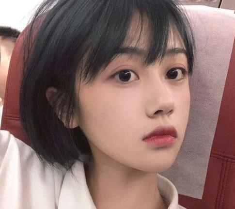 2019不烫不染清爽短发,2019流行发型女中短发