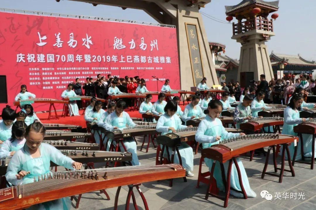 《兰亭序》,竹笛齐奏《中华民谣》,原创歌曲《金台颂》男声独唱等文艺图片