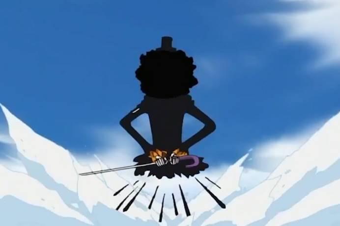 海賊王:最強大的人,就在主角的船上,布魯克會笑到最后