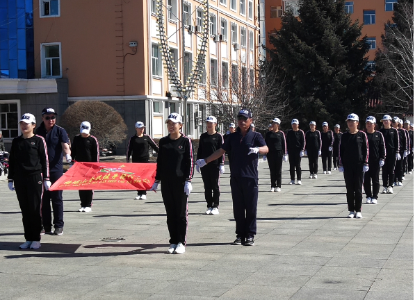 黑龙江农垦格球山农场人民载歌载舞庆祝共和国成立70周年