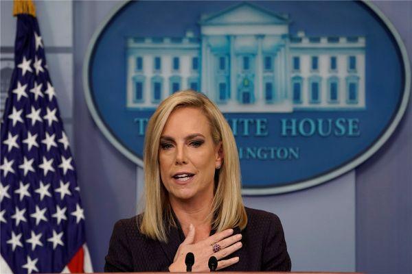 """""""馬蒂斯二號""""?國土部長尼爾森被宣佈辭職,又是特朗普幹的好事_移民"""