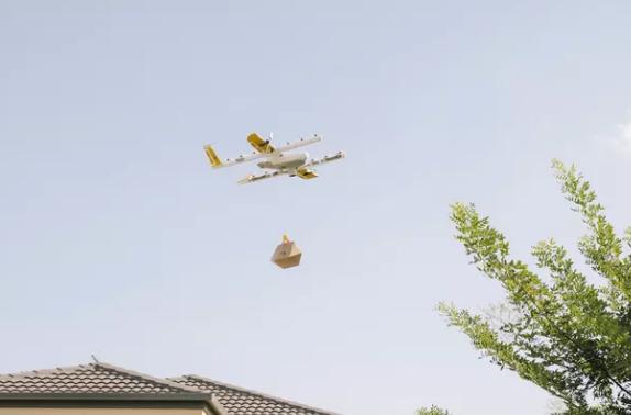谷歌获准在澳大利亚进行无人机快递交付业务-黑科技