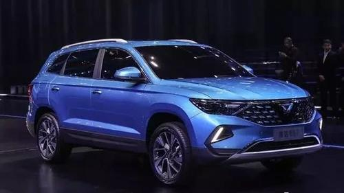 捷达SUV强势进入中国!新车只卖6.8万元