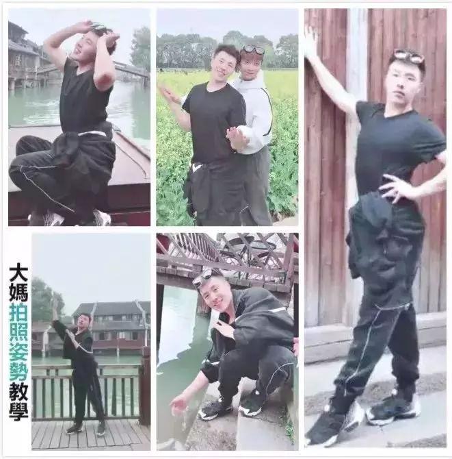中国大妈手里挥舞的丝巾,是他们被压抑的青春