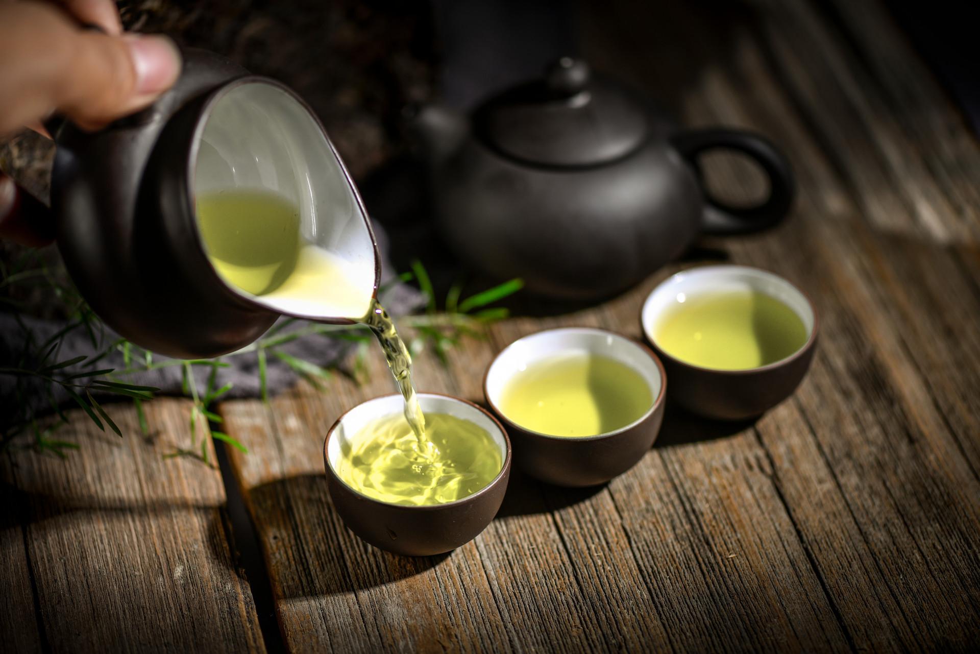 卓玛泉春茶季之春水应煎茶,莫负好时光