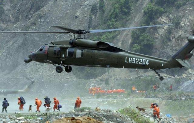美国人为什么没有中断售华黑鹰直升机的零件供应?