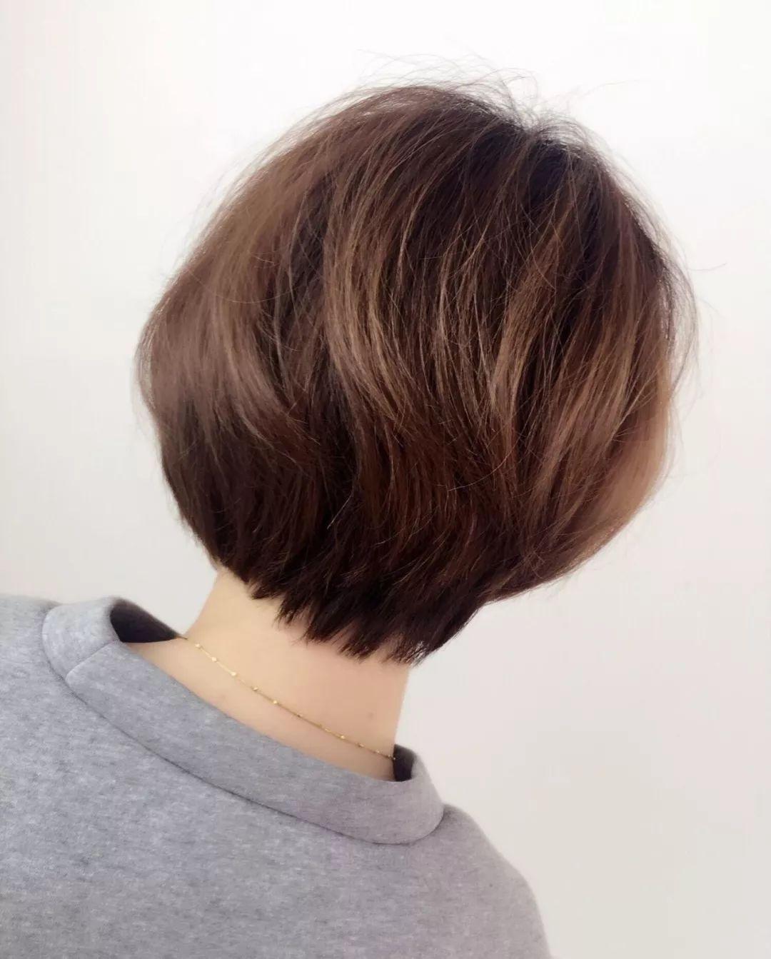 女生后脑勺剃掉短发图片展示 清洗时需注意的几大事... _新浪博客