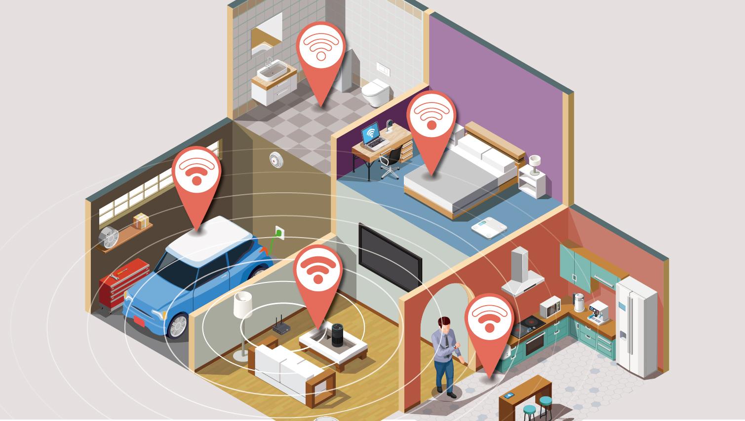 智能装置造成Wi-Fi产品激增!带你认识什么是Wi-Fi生态圈