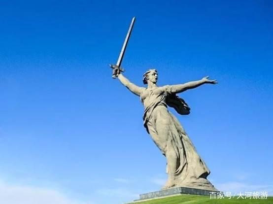 世界上最高的5座雕像,第一和第三都在中國,你去過嗎?_中原