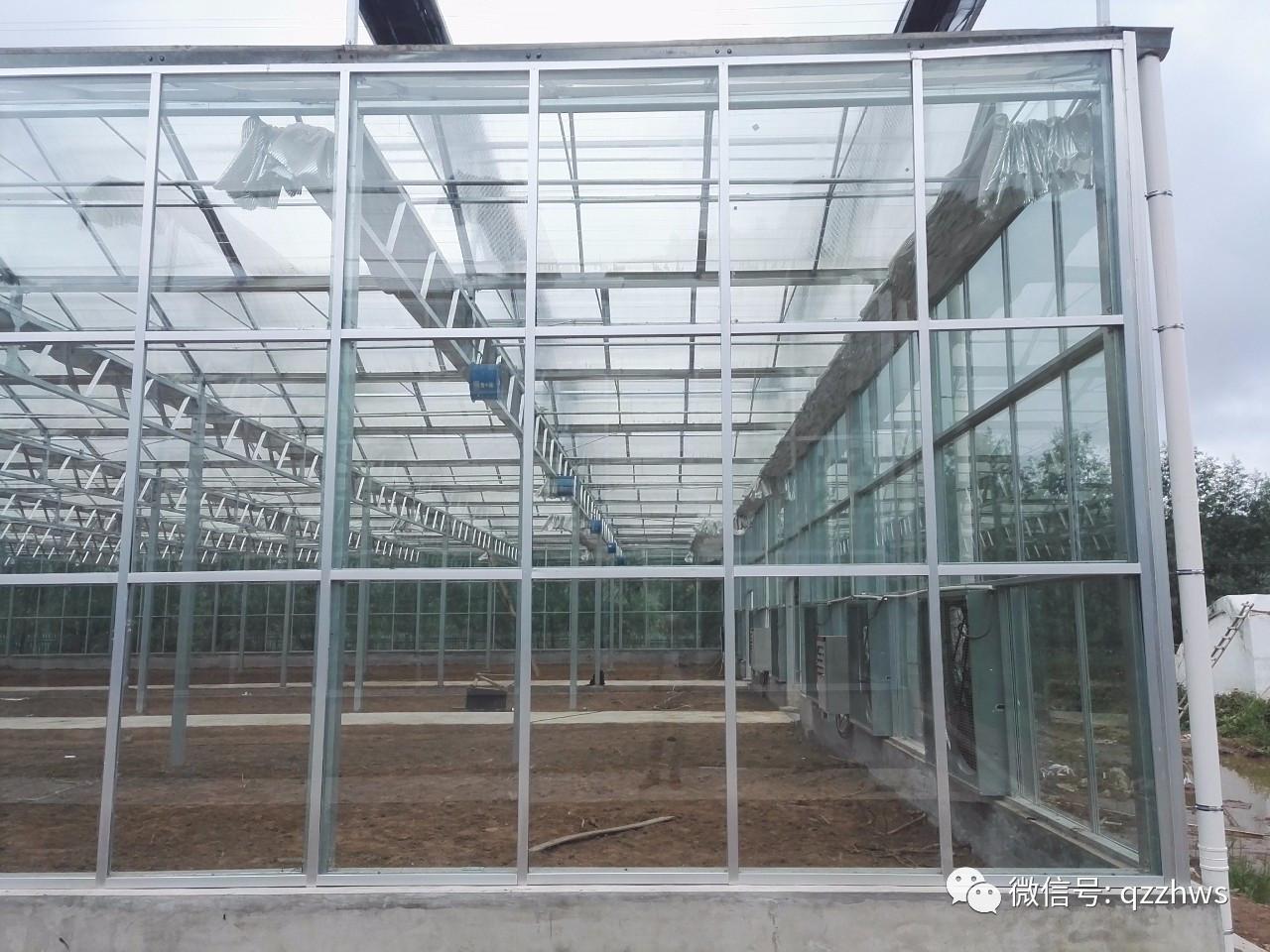 智能蔬菜温室