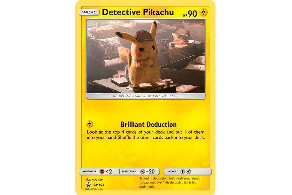 卡牌玩家必入!Pokémon CGI集换卡牌为皮卡丘电影预热!