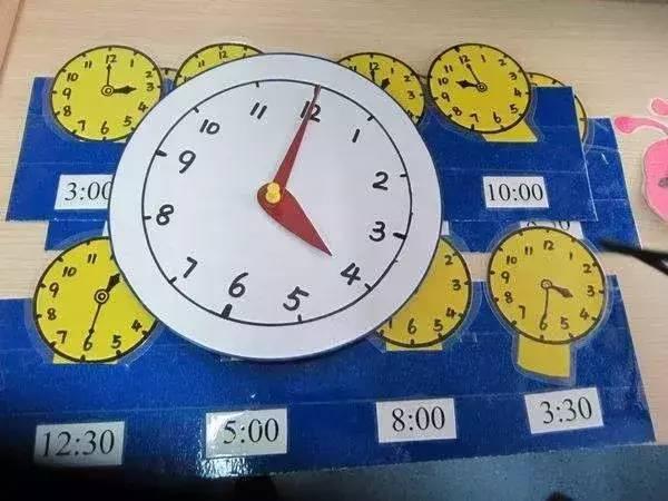 徐工数元课堂——自制数学常识小教具