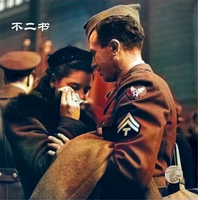 战乱时期的爱情:战争会胜利,而我会归来,一切都只因你在等我