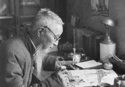 """""""中国漫画之父""""丰子恺,最初是怎样走上绘画之路的?"""