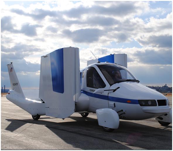 全球首款飞行汽车将量产交付 但使用前恐怕你还得先算一道数学题