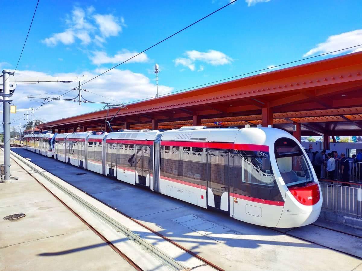 台州有轨电车一期年底开建 2019年底全线通车运行_腾讯网