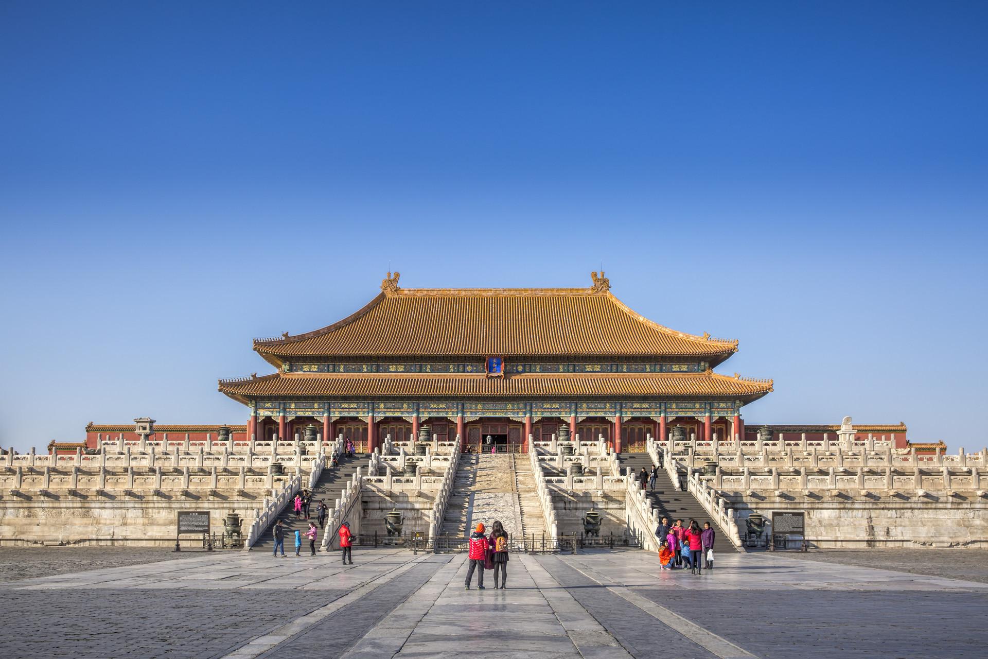 北京共有7处5A级景区,每一处都大名鼎鼎,你去过几个?