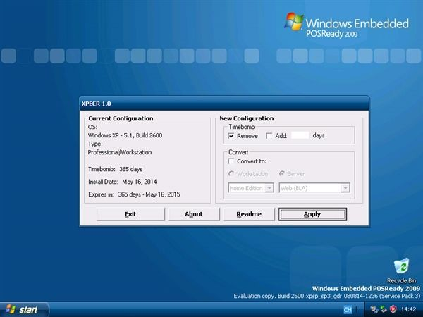 windows7旗舰版32位系统怎么安装步骤,最后的XP:嵌入式Windows Embedded POSReady 2009停止服务