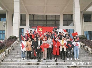 厉害了!景德镇这帮人用快闪喜迎新中国七十华诞 !