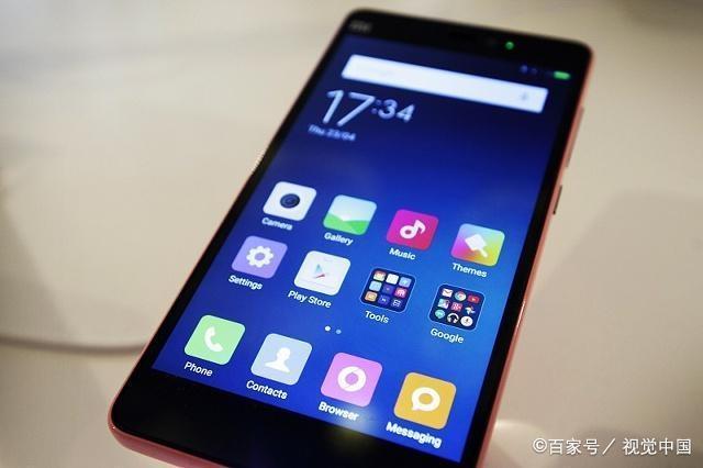 智能手机普及率:美国77%,韩国94%,中国的普及率出乎预料