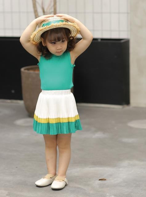 童装品牌折扣店陈列要让顾客感到到美观和舒适