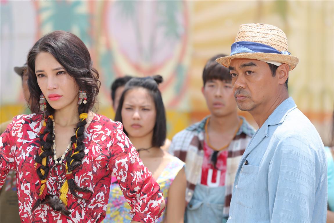 浪漫喜劇《我的寵物是大象》 孔維搭檔劉青云養大象了_電影