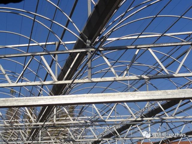 温室大棚的建造方法以及设计方案