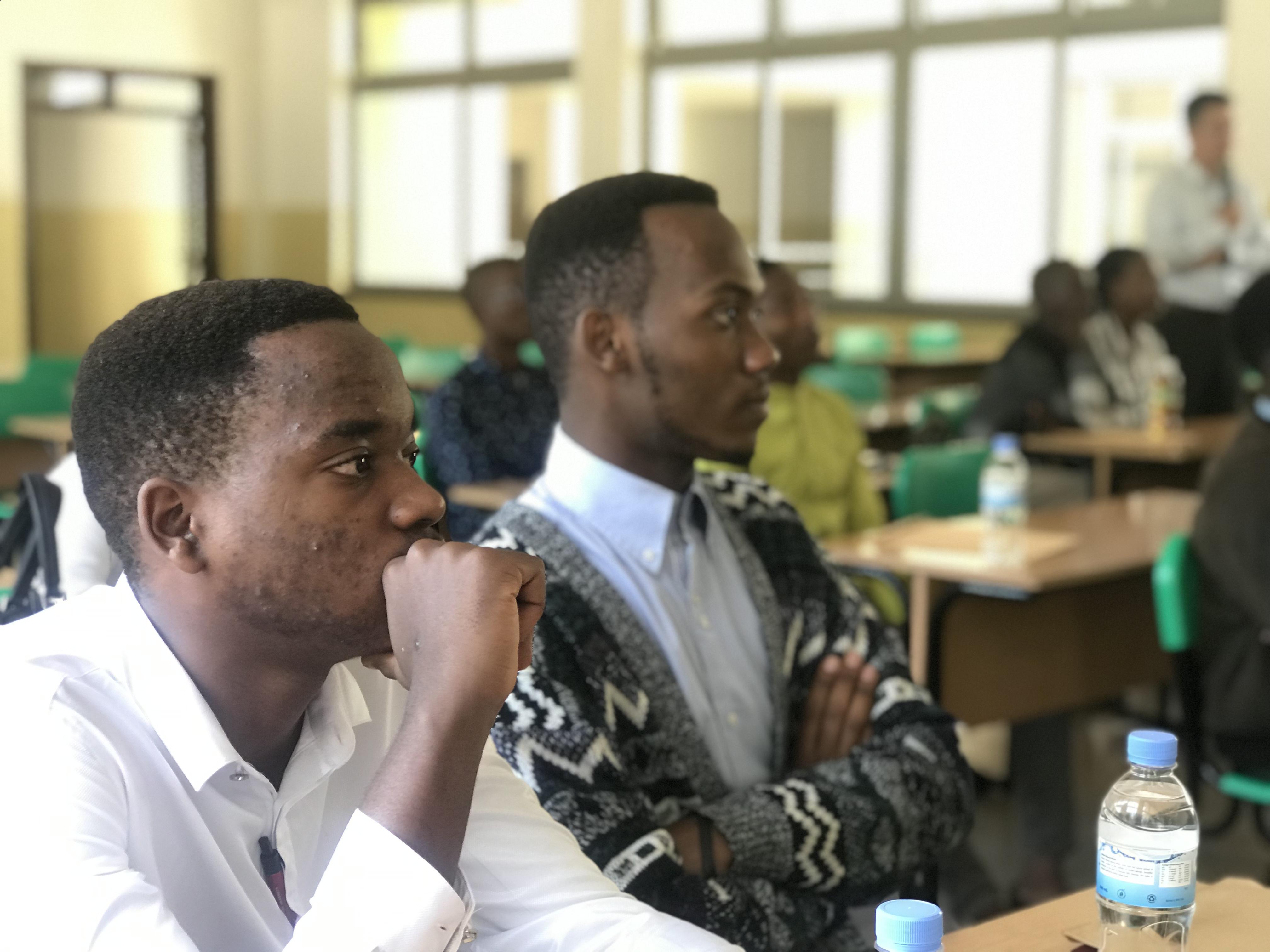 eWTP带火非洲跨境电商 阿里巴巴商学院卢旺达本科班9月开学
