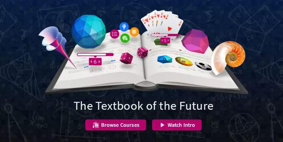 """牛津学霸""""支教""""时搭建""""可交互""""数学课本:定制教学内容,学习就像升级打怪"""
