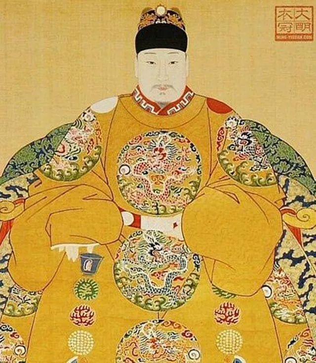 古代民族英雄有哪些_崇祯皇帝_崇祯皇帝画法