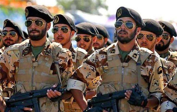 """美国""""拉黑""""伊朗伊斯兰革命卫队 专家:想进一步""""妖魔化""""伊朗"""