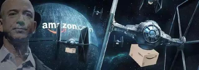 大变天!世界首富造了一艘空中航母送快递,没有一个快递员!