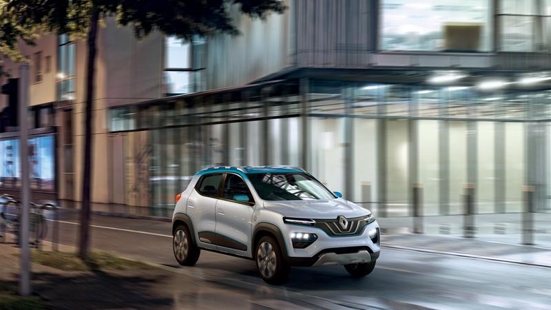 【2019上海车展前瞻】东风雷诺首款纯电SUV将车展首发
