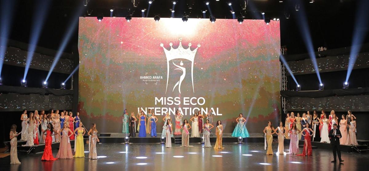 2018-2019 环球生态小姐暨第五届全球总决赛于埃及完美落幕