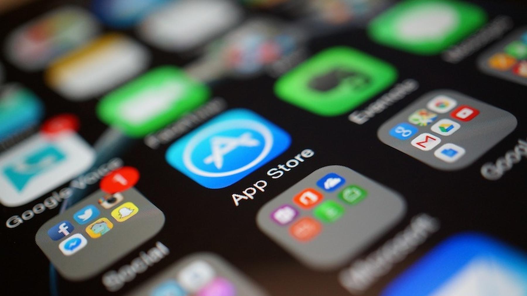 你有多久没下载过新的手机应用了?