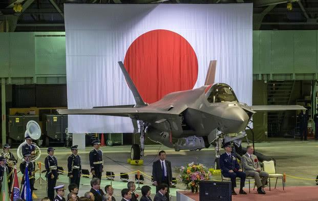 日本组装F35A服役一年就坠海,也把日本品质传说摔得稀碎