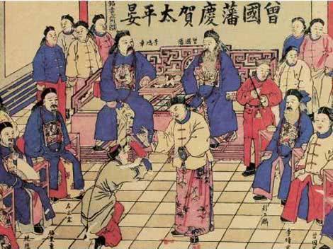 湘军攻下天京,部下力劝曾国藩称帝,结果曾国藩给出十六个字回应