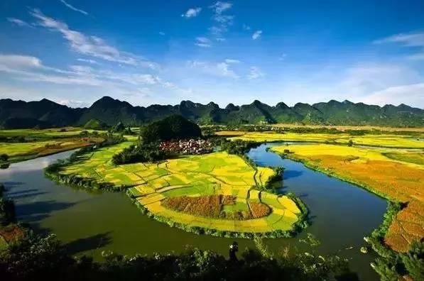 广西最美的小众风景区,正适合五一自驾游,建议收藏图片