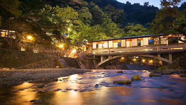 日本高尔夫旅游中不可错过的一处温泉