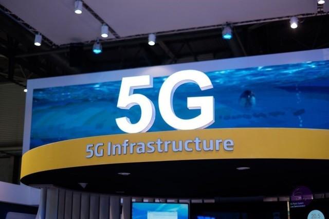 三星:提供5万个5G基站 做韩国5G老大
