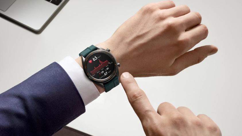 HUAWEI WATCH GT活力款和雅致款国内发布  新增小表盘和铁人三项-最极客