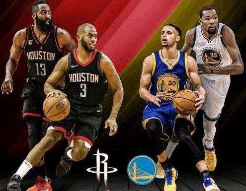 原创NBA季后赛首轮对阵出炉:火箭排名第四,火箭勇士第二轮就能遇上