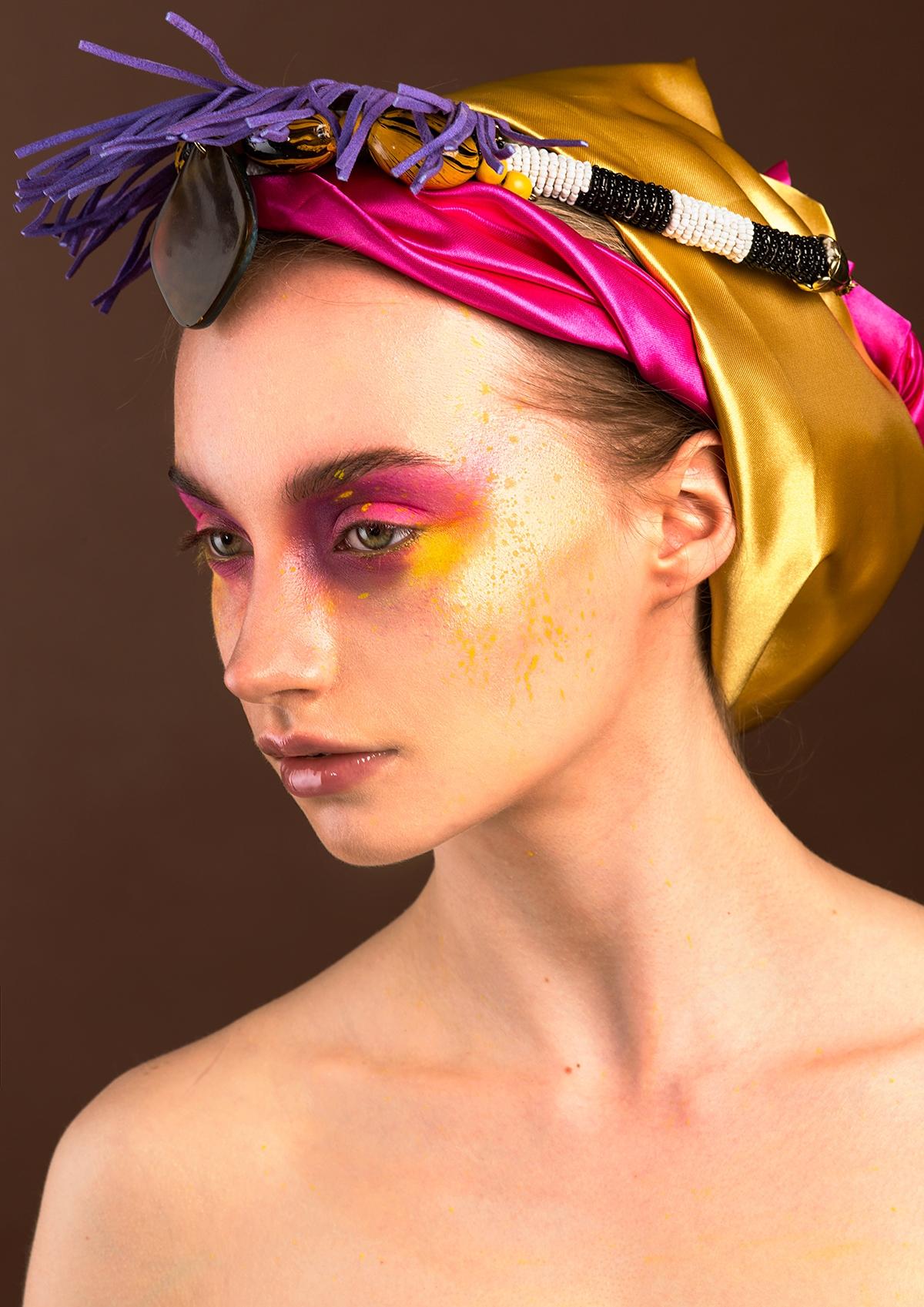创意彩妆|色彩与创意的完美融合,都在这里!