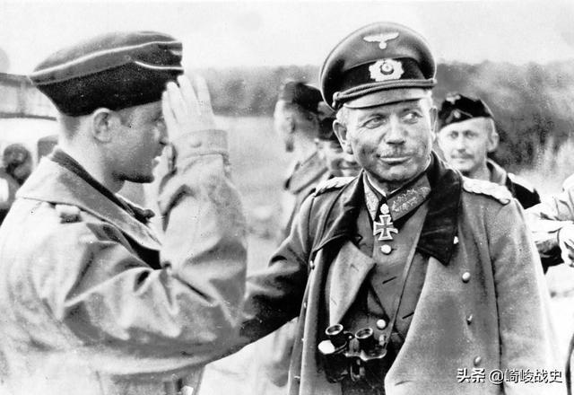 希特勒为何会让古德里安担任陆军总参谋长?