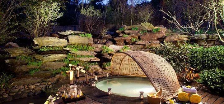 龟池带晒台砂池设计图