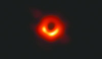 5500万年前的黑洞,我看到了你