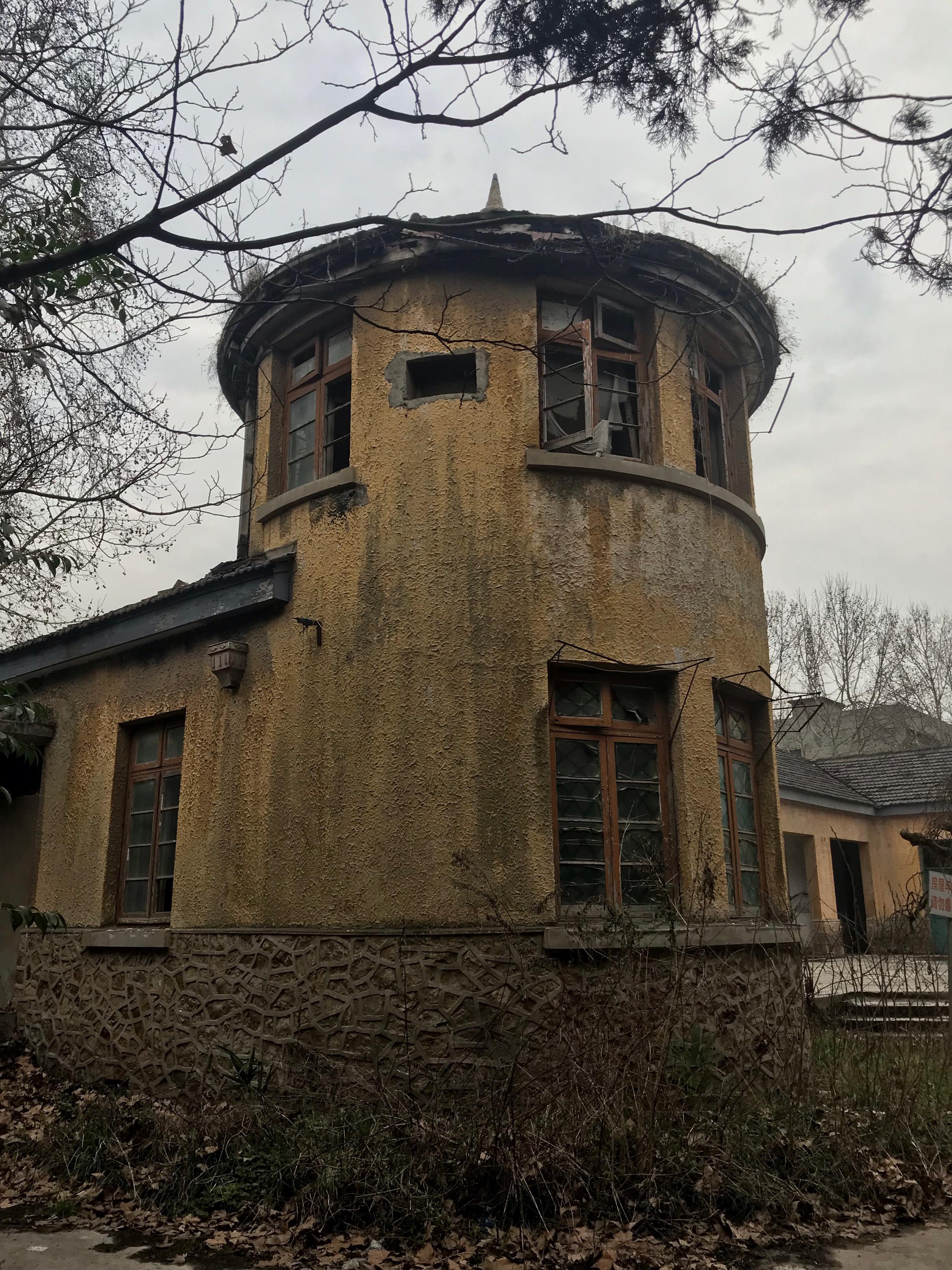 南京大屠殺歷史遺址江南水泥廠被指保護不力,回應:原因復雜_辛德貝格
