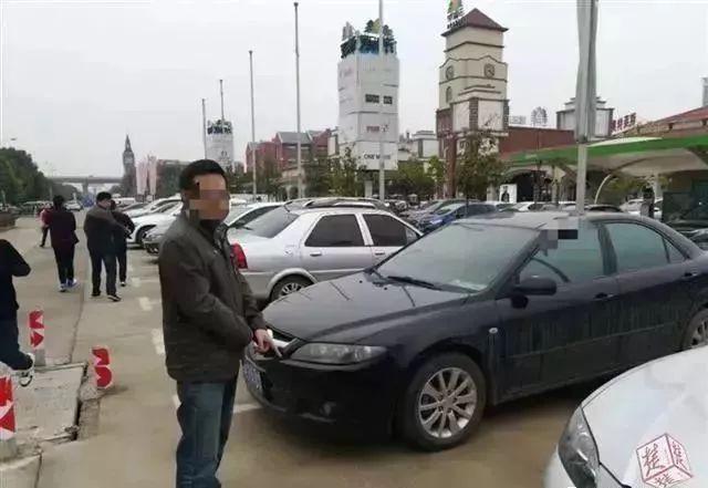 胆子肥!武穴一男子在武汉偷窃车辆财物数起并伪造机关印章被判刑