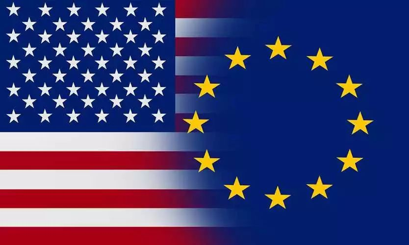 今日外资讯 狠 美欧贸易战开打 人民币升值 全球经济预期下调 中英贸易增长 墨西哥对华反倾销 马士基银行放贷 黑洞照片来了等