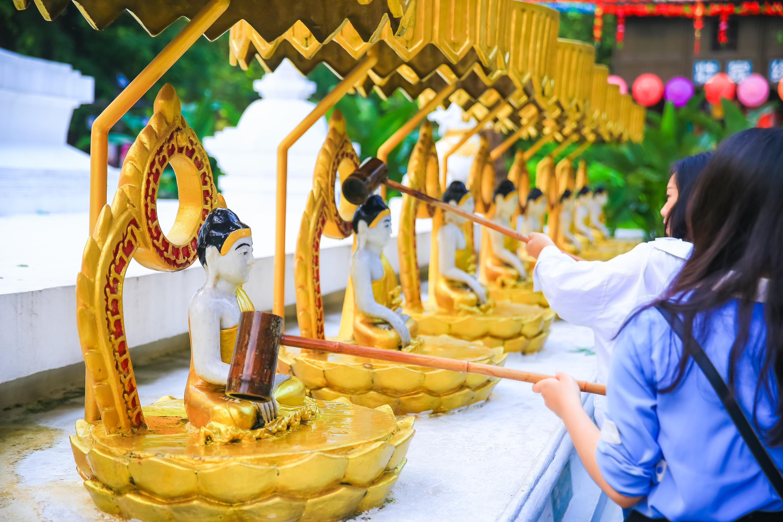 锦绣中华浴佛节来袭,邀您体验别样版纳风情